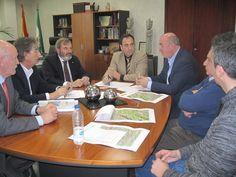 La Junta aborda con North Recycling reactivar la investigación minera en la provincia