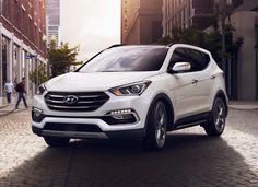 2017 Hyundai Santa Fe Sport US-spec (DM) '2016