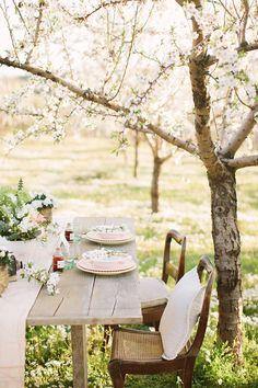 Almond Blossom Inspiration by Momento Cativo