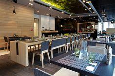 Restaurant de la Banque du Luxembourg agence française AKDV