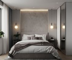 30 Minimalist Bedroom Decor Ideas that are Not Too much but Just Enough - Hike n. 30 Minimalist Bedroom Decor Ideas that are Not Too much but Just Enough - Hike n Dip decoration design Bedroom Layouts, Master Bedroom Layout, Master Suite, Bedroom Black, Dream Bedroom, Bedroom Small, Bedroom Colors, Bedroom Romantic, Bedroom Neutral