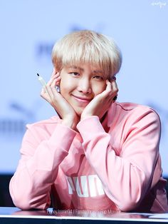 ♡ PINK BOY NAMJOON ♡