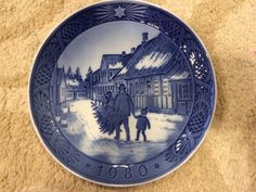 Vintage Royal Copenhagen Bringing Home The by ItsallforHim on Etsy