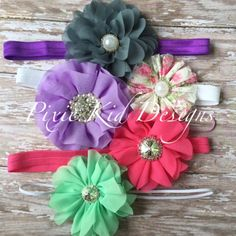 Pixie Kid Designs on Facebook can make doll size headbands