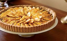 Easy Apple Brown Sugar Tart | Safeway  I just entered the @Safeway Pinterest sweeps for a chance to win a gift card!  #SafewayHoliday