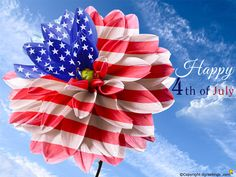 Celebrate the freedom and liberty of America with this Fourth of July