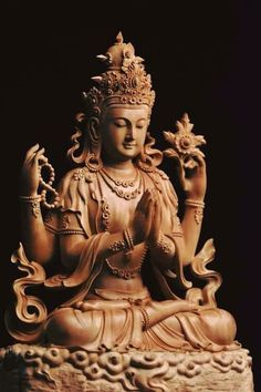 Art Buddha, Buddha Artwork, Buddha Zen, Buddha Painting, Tibetan Art, Tibetan Buddhism, Buddhist Art, Buddha Sculpture, Sculpture Art
