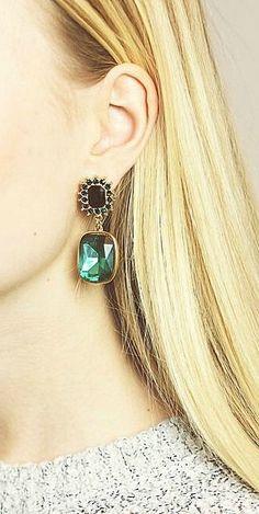 Be Elegant Statement #Earrings 13,90 € #happinessbtq
