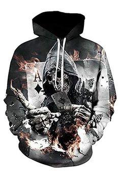 d382d338642bda Unisex Graphic Hoodies Mens 3D Printed Sweatshirts Womens Hooded Pullover  Sweatshirt Printed Sweatshirts