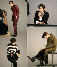 bang sung joon madam antoine | Sung Joon Shows Off Model Looks in Behind-the-Scenes Photos