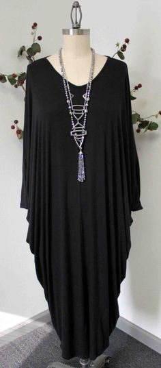 Dare2bstylish Lightweight Waterfall Oversize lagenlook Travelers Plus Dress. Fits Small to 3XL. Ample Stretch by Dare2bStylish on Etsy https://www.etsy.com/listing/211275879/dare2bstylish-lightweight-waterfall