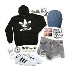 """""""use discretion when you're messing with the message man"""" by slightdrizzle ❤ liked on Polyvore featuring adidas, H&M, Columbia and Cath Kidston"""