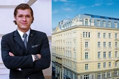 Steigenberger Hotel Herrenhof –Neuer Head Concierge - pr.com Concierge, Suit Jacket, Breast, Fashion, Moda, Fashion Styles, Jacket, Fashion Illustrations, Suit Jackets