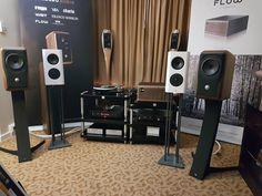 Pillartech Audio rack