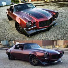 New cool cars muscle chevy camaro Ideas Custom Muscle Cars, Chevy Muscle Cars, Custom Cars, Camaro Iroc, Chevrolet Camaro, 1970 Camaro, Chevelle Ss, Us Cars, Sport Cars
