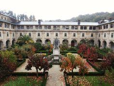1000 Lugares en Galicia: Camino de Santiago. Monasterio de Samos. Parte 2. ...