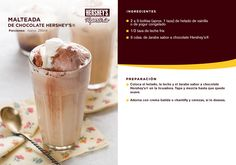 Disfruta de una deliciosa receta preparada con Jarabe sabor a chocolate Hershey's®. #Hersheys #Chocolate #InspiraSonrisas #Repostería #Postres #Receta #Recetario #Delicioso