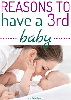 Are you considering adding a baby to your family? It's not a decision to be taken lightly. Find out if your family is ready to take the plunge and add a child! newborn REASONS TO HAVE THAT THIRD BABY Advice For New Moms, Mom Advice, Parenting Advice, Kids And Parenting, Third Baby, First Baby, Baby Kids, Mom Baby, Baby Family