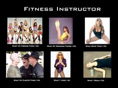 Fitness Instructors - LAUGHING SO HARD @Emily Kash