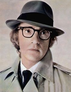 """Woody Allen en """"Sueños de un seductor"""", 1972"""