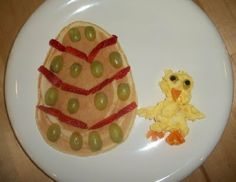 This one is perfect for Easter! Such an adorable breakfast!
