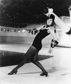 """Eleanor Powell en """"Nacida para la danza"""", 1936"""
