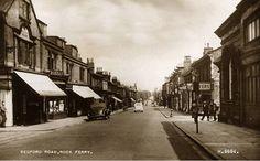 Bedford Road, Rockferry.