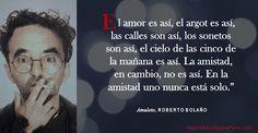 El 28 de abril de 1953 #TalDíaComoHoy nació el escritor chileno Roberto Bolaño, autor de extraordinario talento que forzó los límites de la literatura en una serie de novelas con las que se consagró como una de las voces más importantes y personales de la narrativa latinoamericana.