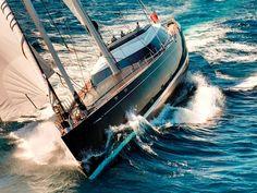 #Sailing: adventure, sport and enjoyment.
