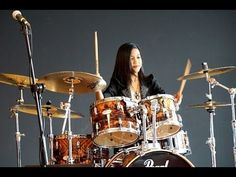 13 Yr old Girl Drummer CRUSHES on Zildjian S Series Cymbal Launch!