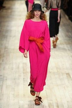 Sonia Rykiel, Pantone 2016, Paris Mode, Mein Style, Magenta, Beautiful Dresses, Sari, Rose Quartz, Fig
