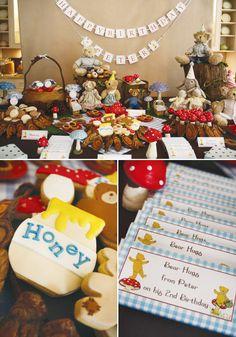 teddy-bear-birthday-party-dessert-table