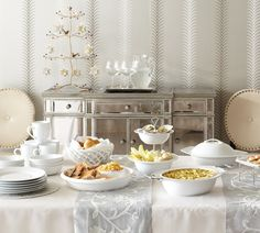 Pier 1 Luminous Porcelain Dinnerware lets your creations stand out