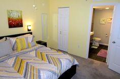 """Master bedroom - Key West Top Floor Condo """"Seaside Breeze"""" -Monthly -  - rentals"""