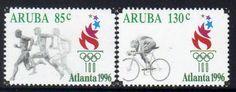 Aruba 1996 Olympic Games U M | eBay