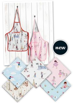 NEW 'BELLE & BOO' QUILTING FABRIC - Available in Australia exclusively at Spotlight