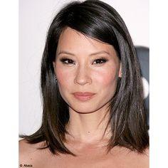Lucy Liu ...great length