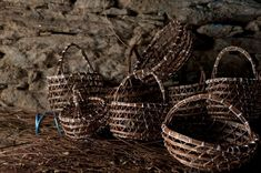 FIGARELLA Natalina - Vannerie sauvage (paniers en myrte, jonc, osier) - ODARC