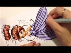 A speed colouring video. For relevant tutorials please take a look at the links below: Basic Skin and Hair - http://www.youtube.com/watch?v=Kuk_XT6jGYE Inter...