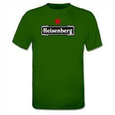 Breaking bad Heisenberg Walter Camiseta