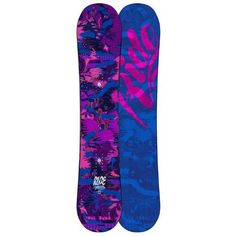 The Best Women's Snowboards of 2014 | Snowboards | OutsideOnline.com --> Such cool colors and design! Want it :D