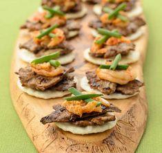 Korean Beef Bites Recipe - RecipeChart.com