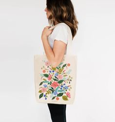 Riffle Paper Co Tote