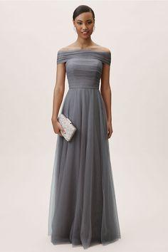 0031c67a5a 17 melhores imagens de Vestido longo cinza