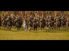 FAVORITE battle scene in any movie ever. It's so close to perfect. The editing, color, composition, EVERYTHING. Uhg. Love.