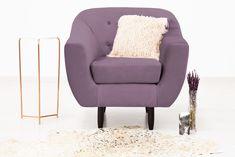 #homedecor #interiordesign #inspiration #decor #decoration #chair #velvet Armchair, Berries, Velvet, Interior Design, Decoration, Modern, Furniture, Home Decor, Sofa Chair
