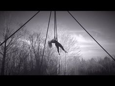 Aerial Silk Sling Improv Dance -- Kama Fitness -- Karlene Murphy #aerialsilks #aerialdance #aerialfitness