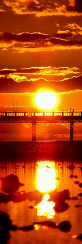 sundown by Dean Page Photography, Worthing Pier , West Sussex , England