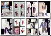 Click to show the Flash movie! Corporate Uniforms, Airline Uniforms, Uniform Design, The Flash, Photo Wall, Movie, Baseball Cards, Projects, Log Projects