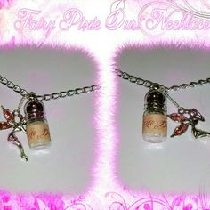 Good afternoon everyone.  Hope you're having a fantastic day.  What child or woman at some point hasn't loved fairies. Well today I bring you a necklace that has a fairy. To purchase this necklace from Jens Charmed Jewels go to http://www.charmedcrafters.com/store/p181/Fairy_Pixie_Dust_Necklace_.html While you are on the Charmed Crafters website visit all of our outstanding Crafters.